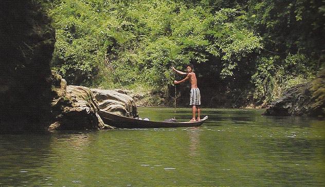 Pemandangan sungai di pulau sumatera dan sekitarnya | santai area